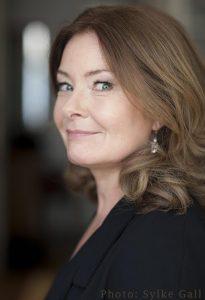 Schauspielerin Lina Wendel